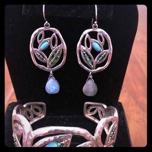 Silpada earrings. Used.